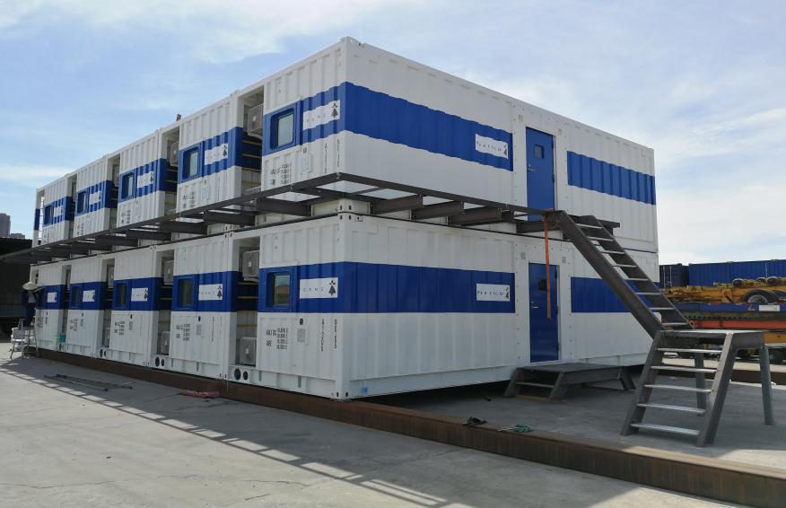Offshore Accommodation Module
